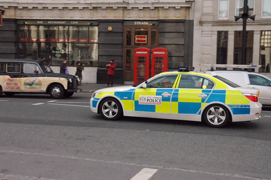 Londono policija
