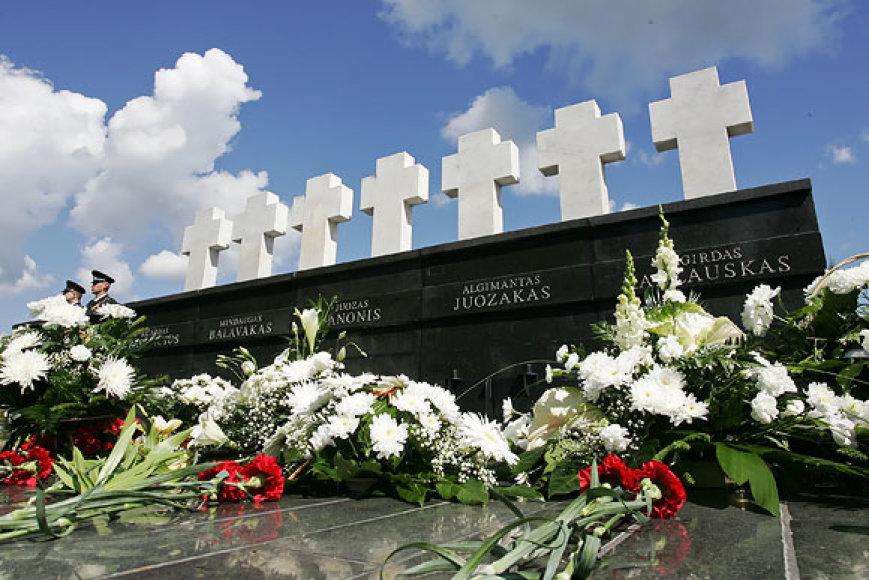 Memorialas Medininkų aukoms atminti
