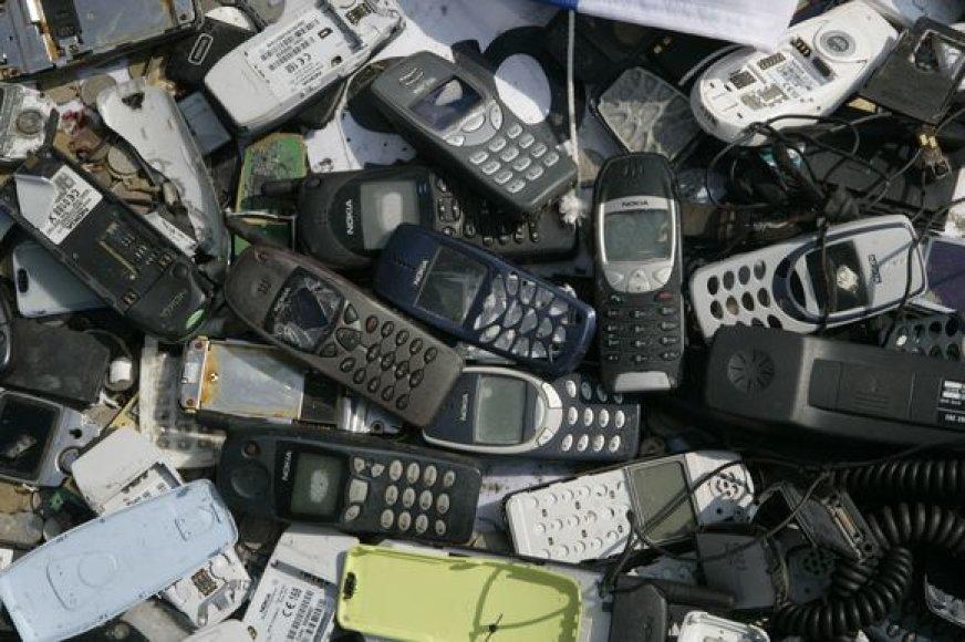 """""""Nokia"""" telefonai"""