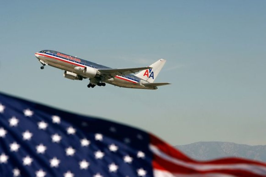 """""""American Airlines"""""""