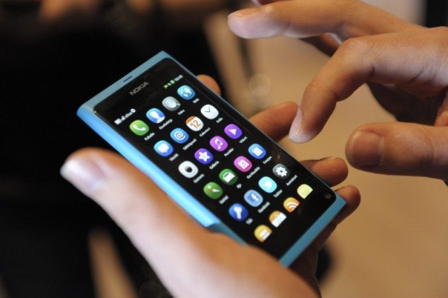 """Išmanusis telefonas """"Nokia N9"""""""