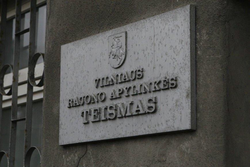 Vilniaus rajono apylinkės teismas
