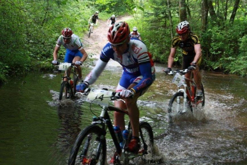 Kalnų dviračių lenktynės