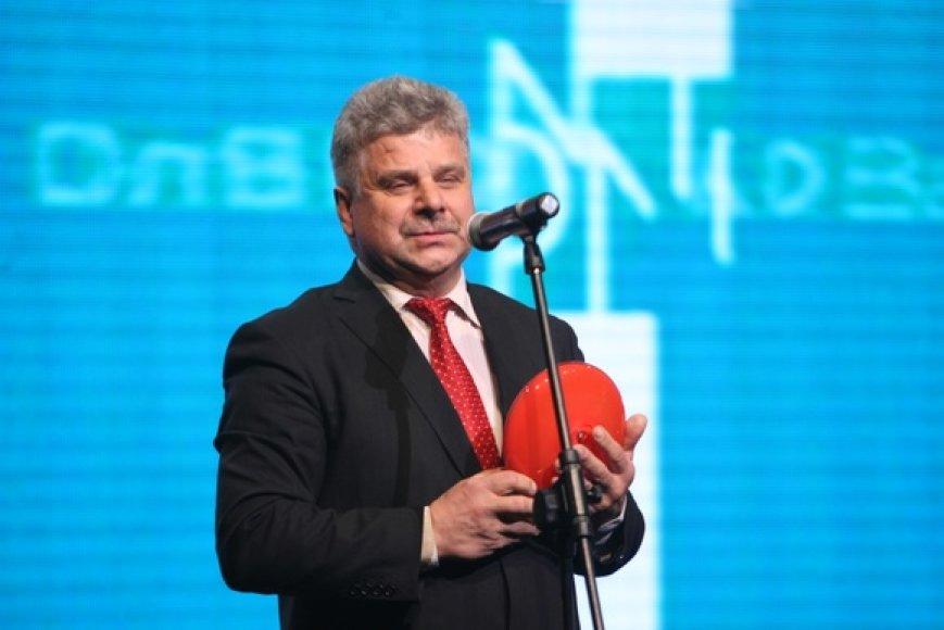 Alytaus meras Feliksas Džiautas
