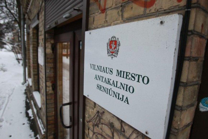 Antakalnio seniūnijos gali nebelikti. Kaip ir dar penkiolikos Vilniaus seniūnijų.