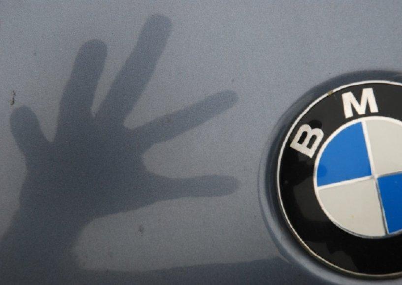 BMW priekis