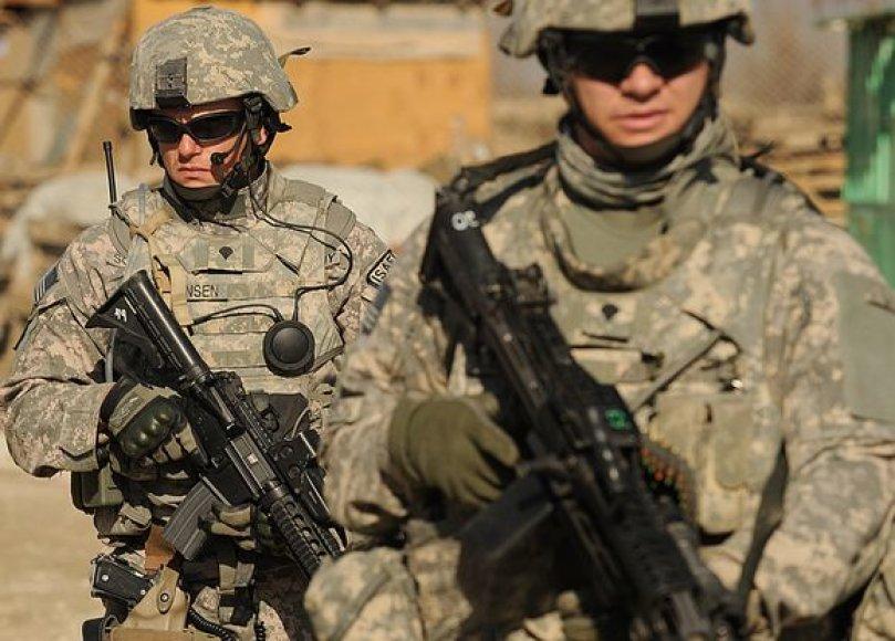 NATO kariai Afganistane
