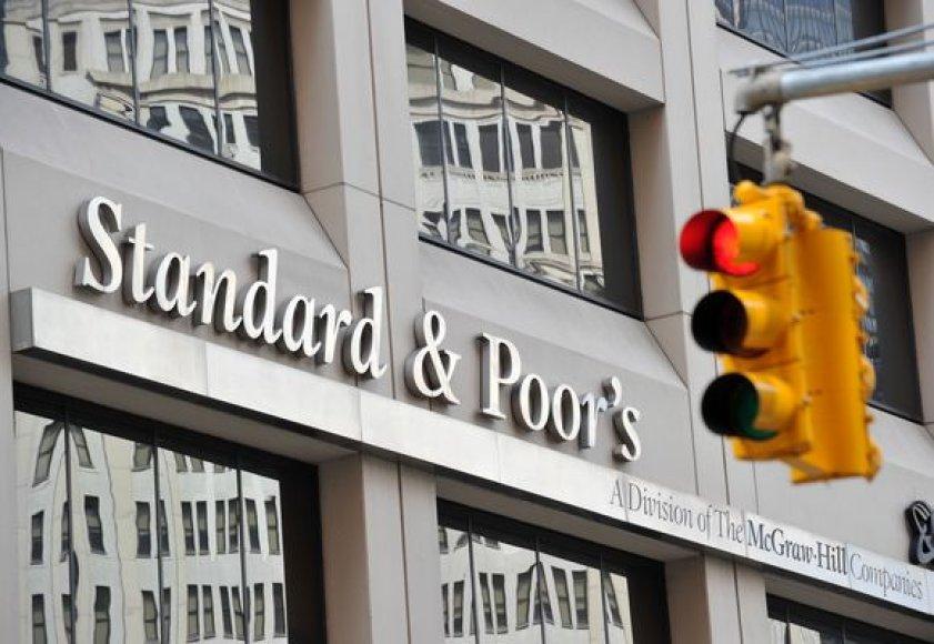 """""""Standard & Poor's"""""""