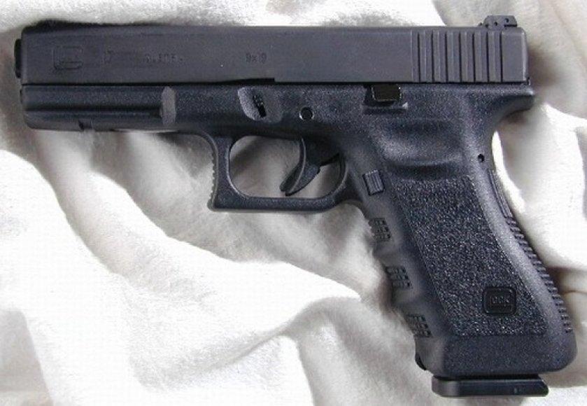 "Pistoletas ""Glock 17"""