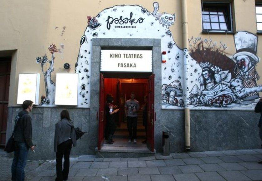 """Kino teatras """"Pasaka"""""""