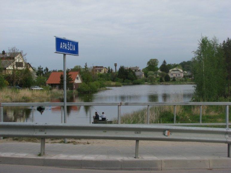 Apaščios upė