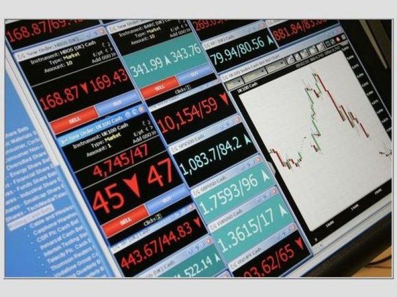 Sąstingis akcijų biržose
