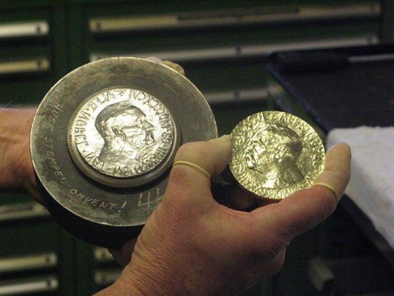 Nobelio taikos medalis