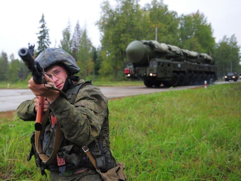 Rusijos karys
