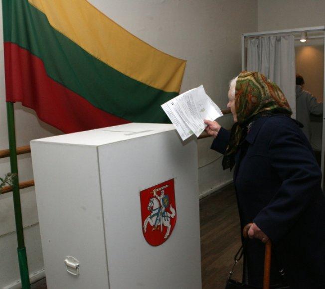Seimo rinkimai