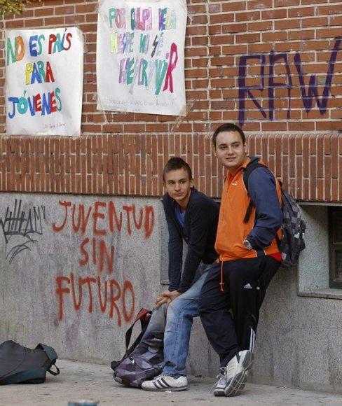 Ispanijos jaunimas