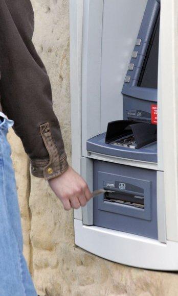 Bankomatas