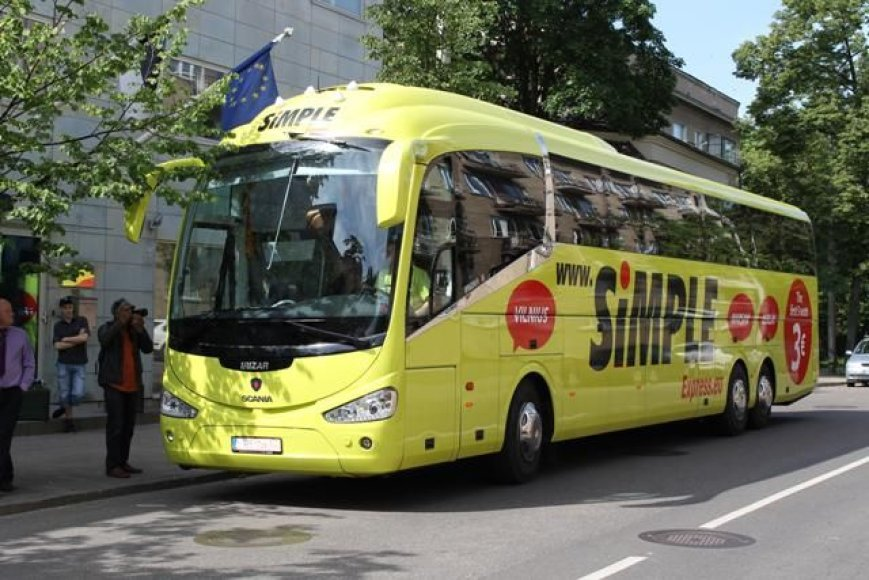 """Simple Express"" autobusas"