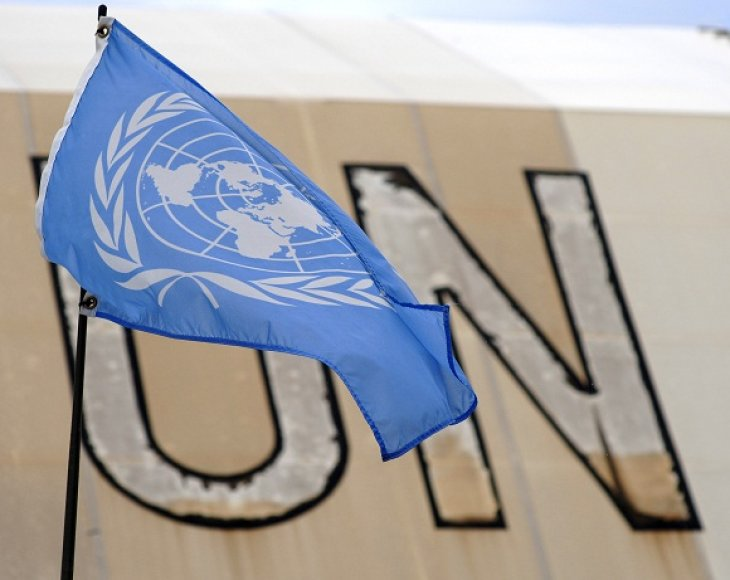 Jungtinių Tautų Organizacija