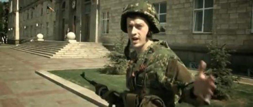 Ukrainos žurnalisto eksperimentas