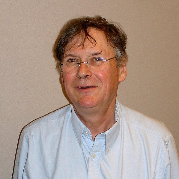 Nobelio premijos laimėtojas Timas Huntas
