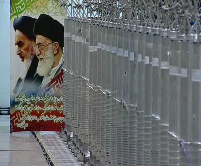 Irano centrifugos