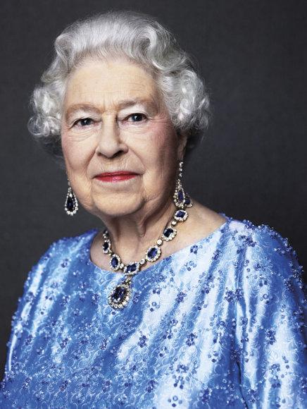 """""""Scanpix""""/AP nuotr./Karalienė Elizabeth II"""