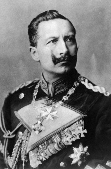 Vokietijos kaizeris Vilhelmas II
