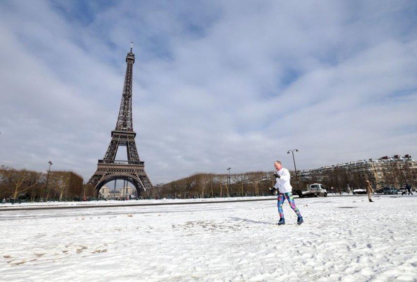 Slidininkas Paryžiuje