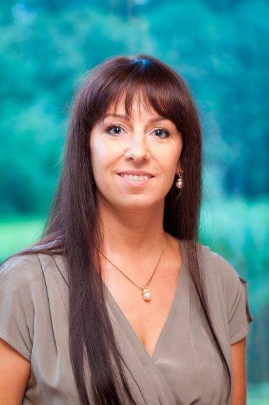 VU profesorė Gerda Žigienė
