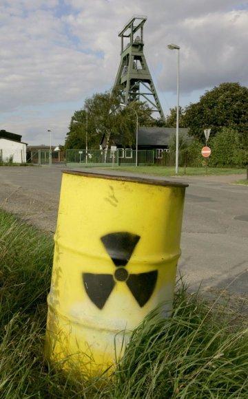 Donbasui gresia radiacinė katastrofa