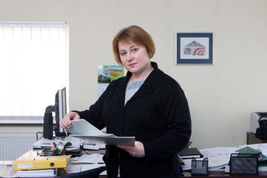 Aurelija Jakaitienė , Valstybinis turto fondas