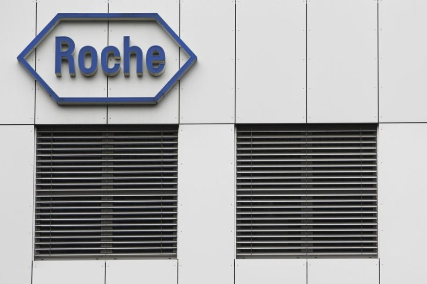 """Roche"" logotipas"