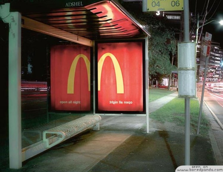 """McDonalds"""