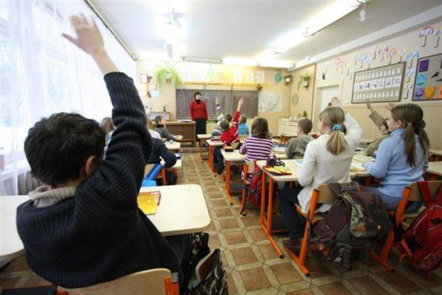 """""""Kauno energijos"""" vadovai patikino, jog šildymas mokyklose ir darželiuose būtų išjungtas tik kraštutiniu atveju."""