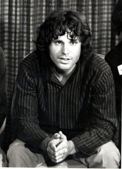 Jimas Morrisonas
