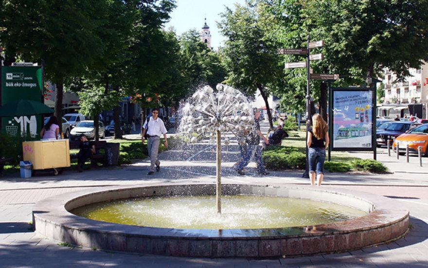 Fontanas Vokiečių g.