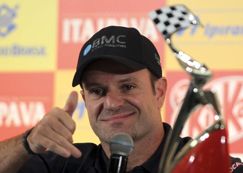 Rubensas Barrichello