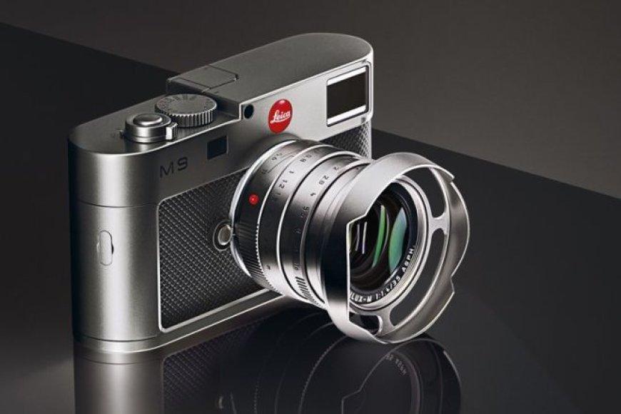 "Walterio da'Silva sukurta ""Leica M9"""