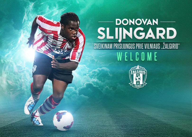 Donovanas Slijngardas