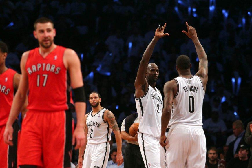 """Nets"" – ""Raptors"""