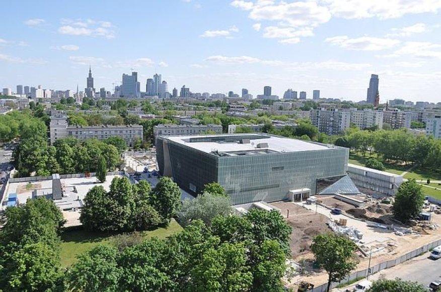 Lenkijos žydų istorijos muziejus Varšuvoje