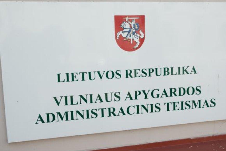 Vilniaus apygardos administracinis teismas