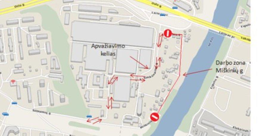Vilniaus Miškinių gatvė