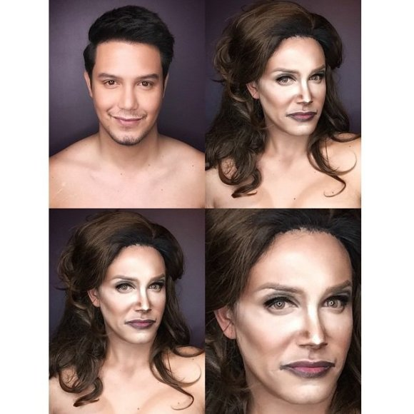 Paolo Ballesteros tapo Caitlyn Jenner