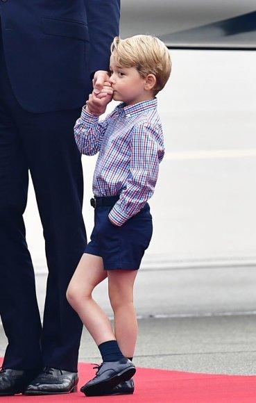 """Scanpix""/""PA Wire""/""Press Association Images"" nuotr./Princas George'as"