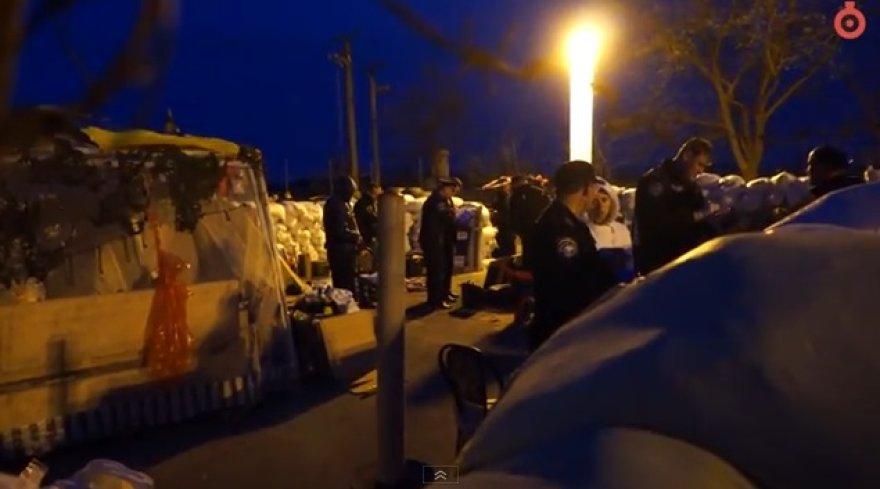 Odesos srityje įvyko sprogimas.