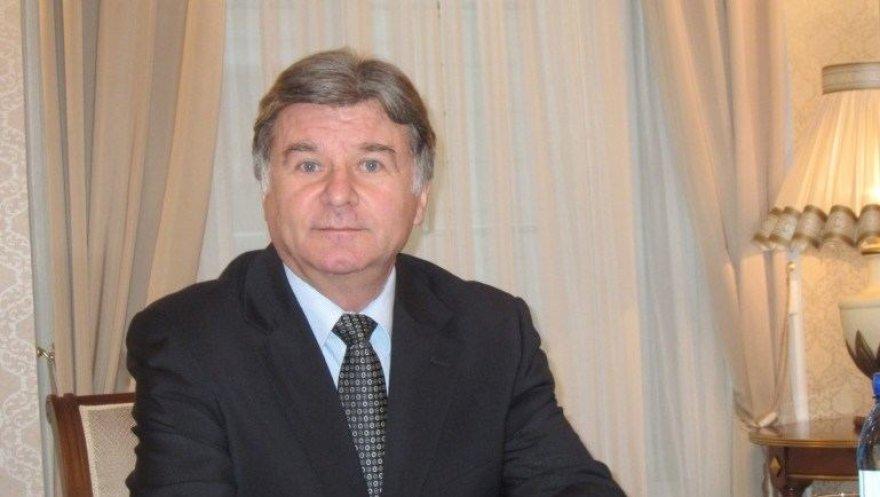 Rusijos ambasadorius Estijoje Aleksandras Petrovas