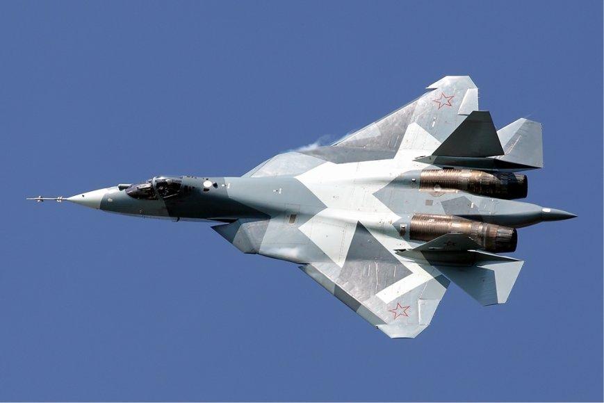T-50/PAK FA skrydis