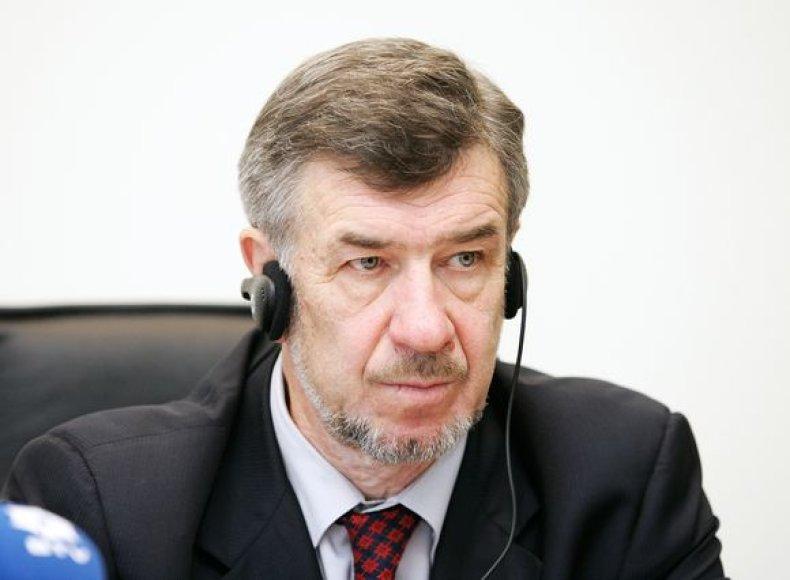 Seimo kontrolierius R.Valentukevičius